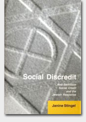 Social Discredit: Anti-Semitism, Social Credit, and the Jewish Response