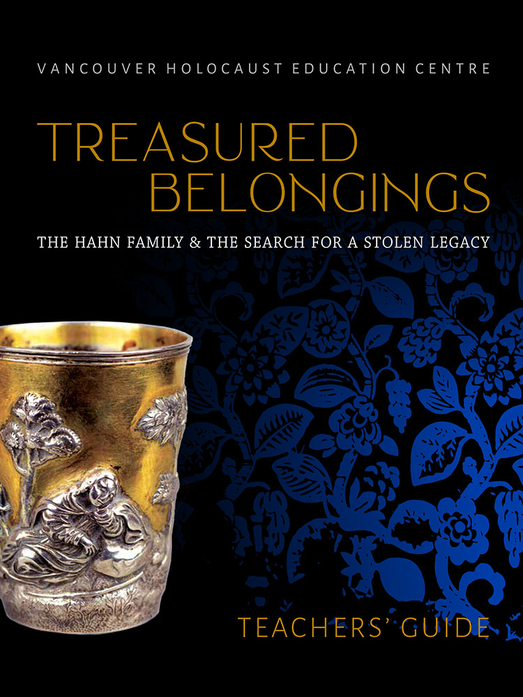 Treasured Belongings Teachers' Guide