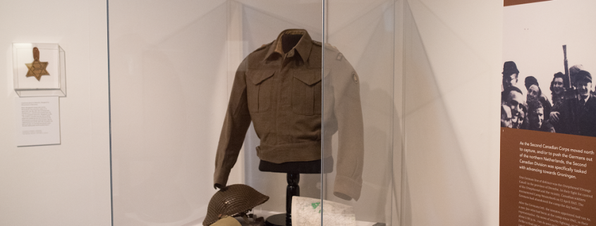 holocaust soldier uniform museum